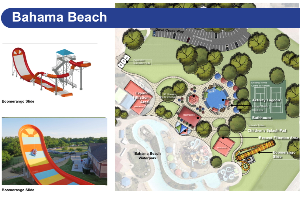 Bahama Beach Expansion